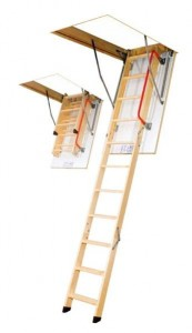Чердачная лестница Komfort LWK