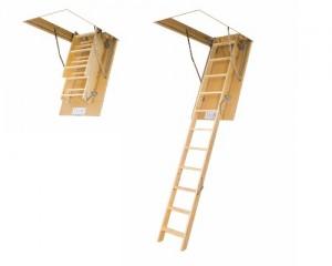 Чердачная лестница Smart LWS