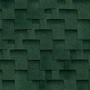зеленый с оттенением
