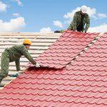 Расчет профнастила для крыши дома