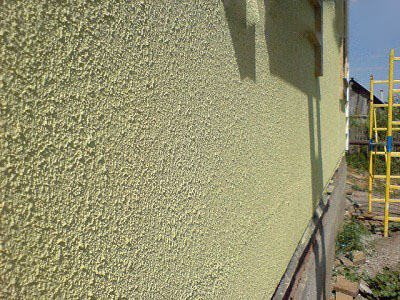 Акриловые отделочные материалы для фасада частного дома
