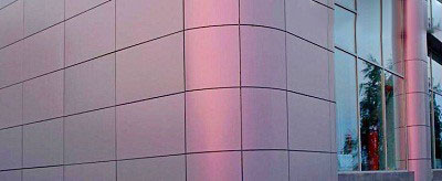 Керамогранит для фасада частного дома
