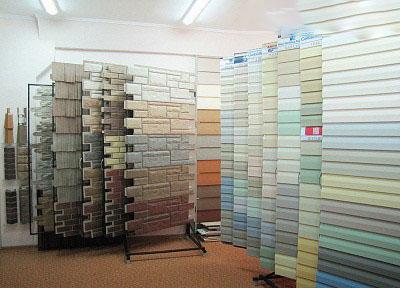 Разнообразие материалов для отделки фасадов