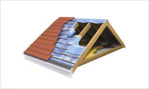 Строение скатной крыши