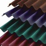 Размер листа ондулина — технические характеристики